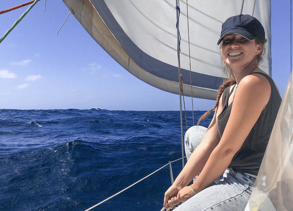 Als Crew-Mitglied über den Atlantik segeln